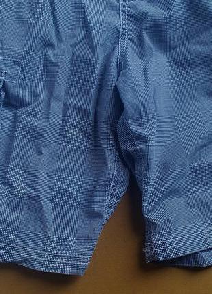 Легкие котоновые шорты ребел