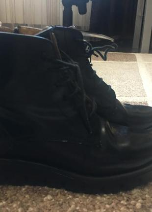 Стильные ботинки gallucci оригинал, италия