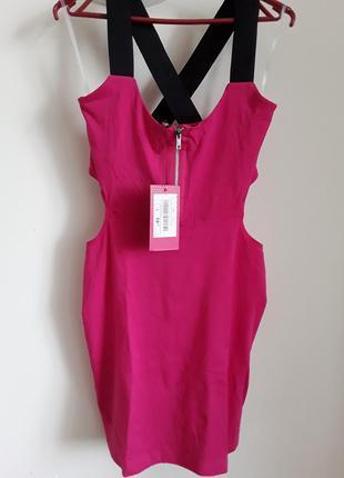 Новое платье pink woman m