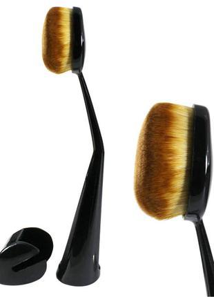 Новая кисть для тона кисточка для тональной основы для макияжа кисть для основы