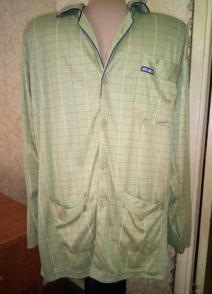💞трикотажная домашняя рубашка,рубашка для сна с длинным рукавом.распродажа.