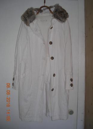 Пальто george +подарок