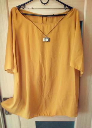 Блуза полиестер