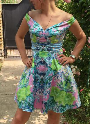 Безумно красивое платье для принцессы