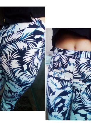 Идеальные мягенькие летние штанишки, размер s-m