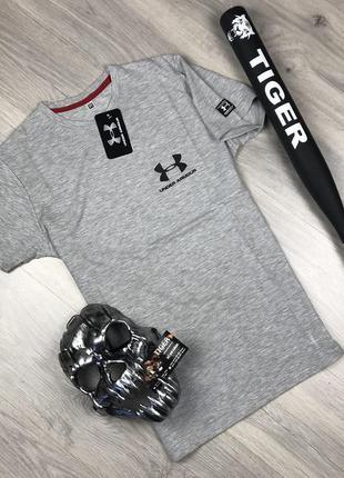 Футболка under armour (меланж)