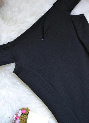 Короткое облегающее платье с открытыми плечами miss selfridge4 фото