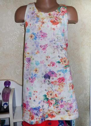 Платье zara girls   6-7 лет   122 см