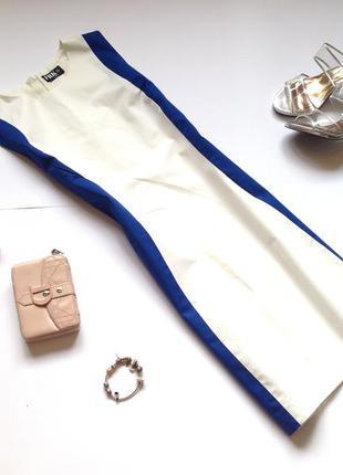 Бело-синее платье. смотрите мои объявления!