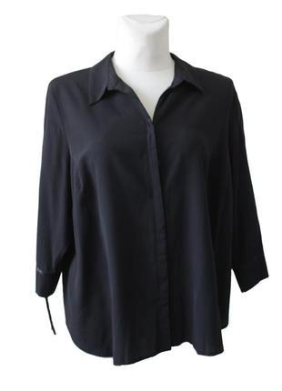 Черная блуза 17993