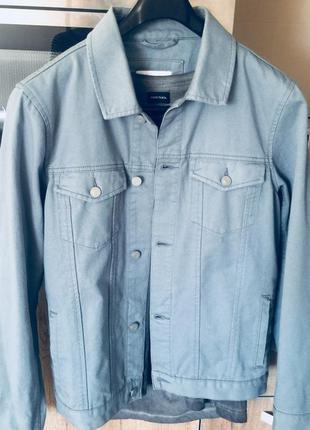 Next unisex деним куртка