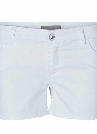 Сексуальные шорты белые