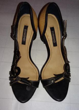 Босоножки, туфли, натуральная кожа