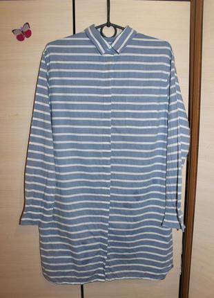 Стильна сорочка платья next