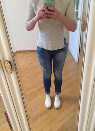 Идеальные джинсы zara