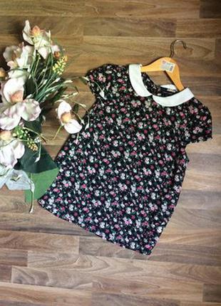 Блуза в цветок new look