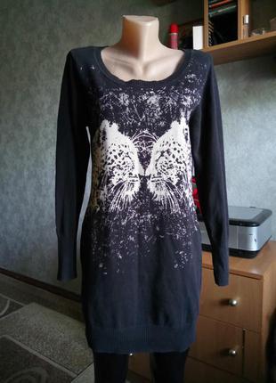 Теплое платье, туника 💕👑george