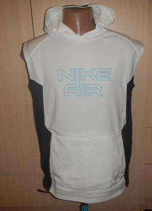 Майка nike p.xl(46) 158-170см футболка подроcтковая
