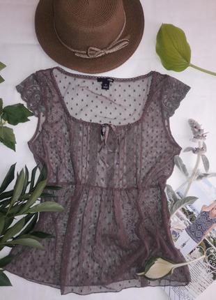 Ніжна блузочка h&m