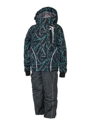 Комплект зимний на мальчика: куртка и полукомбинезон. лучше lenne.110,116,128 рост