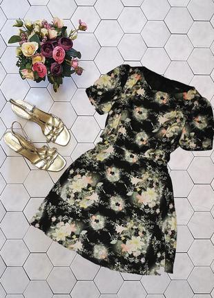 Трендовое цветочное платье oasis