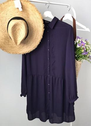 Подовжена блуза f&f, xxl