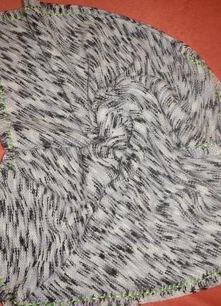 Плед одеяло ручной вязки р. 87см х 87см детское