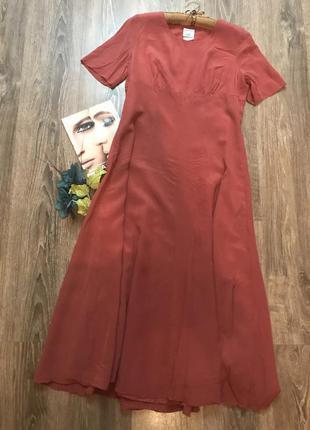 Платье вечернее laura ashley l 12