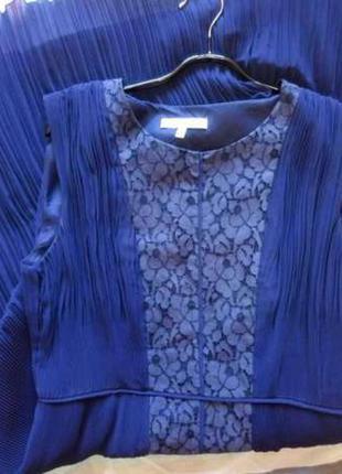 Laura ashley вечернее платье размер 12 uk 46