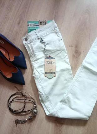 Светло-зеленые джинсы soulcal&co