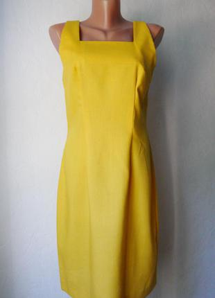 Красивое платье футляр 50%вискоза