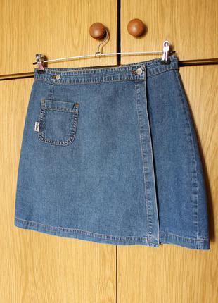 S.oliver трэндовая джинсовая юбка