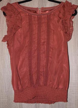 Красивенная блузка amisu