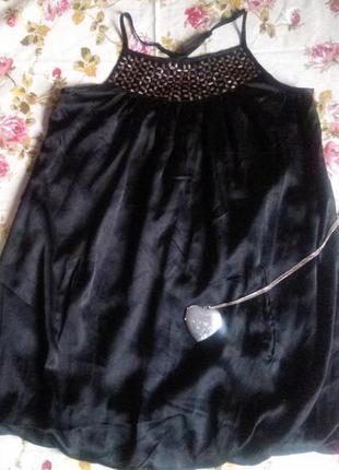 Маленькое чёрное платье vila clothes