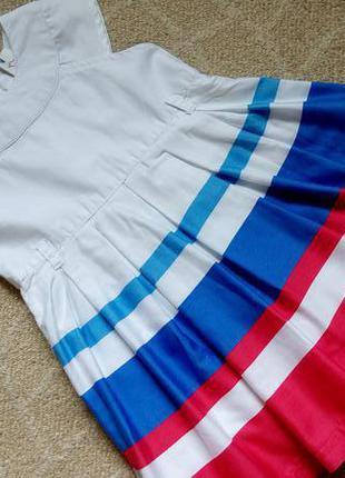Sale! супер клевое нарядное платье сарафан baby club на 2 года