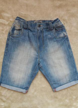 Джинсовые шорты next на подростка.