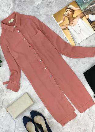 Удлиненная блуза с накладным карманом  bl1823177  paspaya