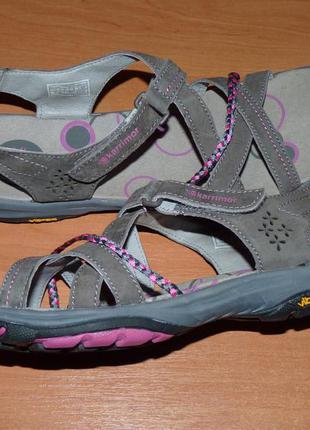 New original шлепанцы сандалии karrimor k188097 подошва vibram