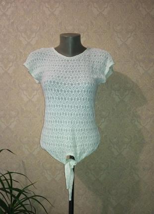 Блуза-футболка от new look