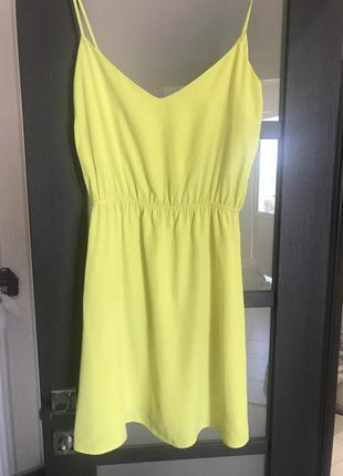 Сарафан платье туника oysho