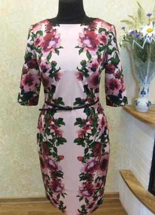 Платье в цветы phase eight