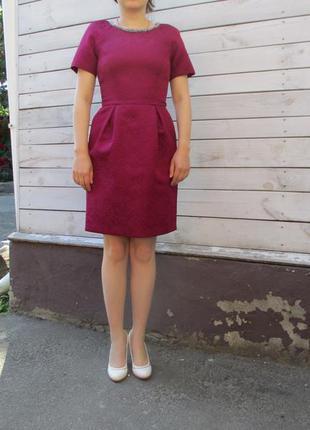 Платье нарядное/выпускное/праздничное/ летнее/51% хлопок/xs-s