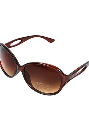 Нові окуляри bourjois brown sunglasses