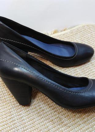 Кожаные туфли novecento.размер 39-й..