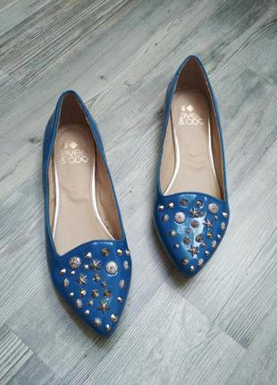 -20% скидки подписчикам!!!стильные лаковые лодочки на низком каблуке балетки туфли