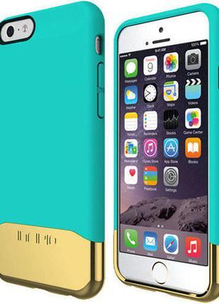 Оригинальный чехол для iphone 6 6s incipio  edge chrome