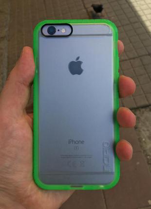 Оригинальный чехол для iphone 6 6s incipio octane
