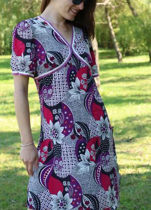 Hand-made платье