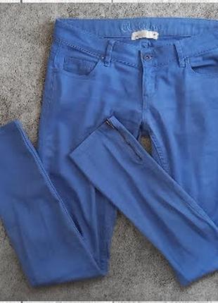 Штаны синие / голубые