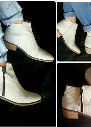 38р кожа!новые италия  minnelli ботинки